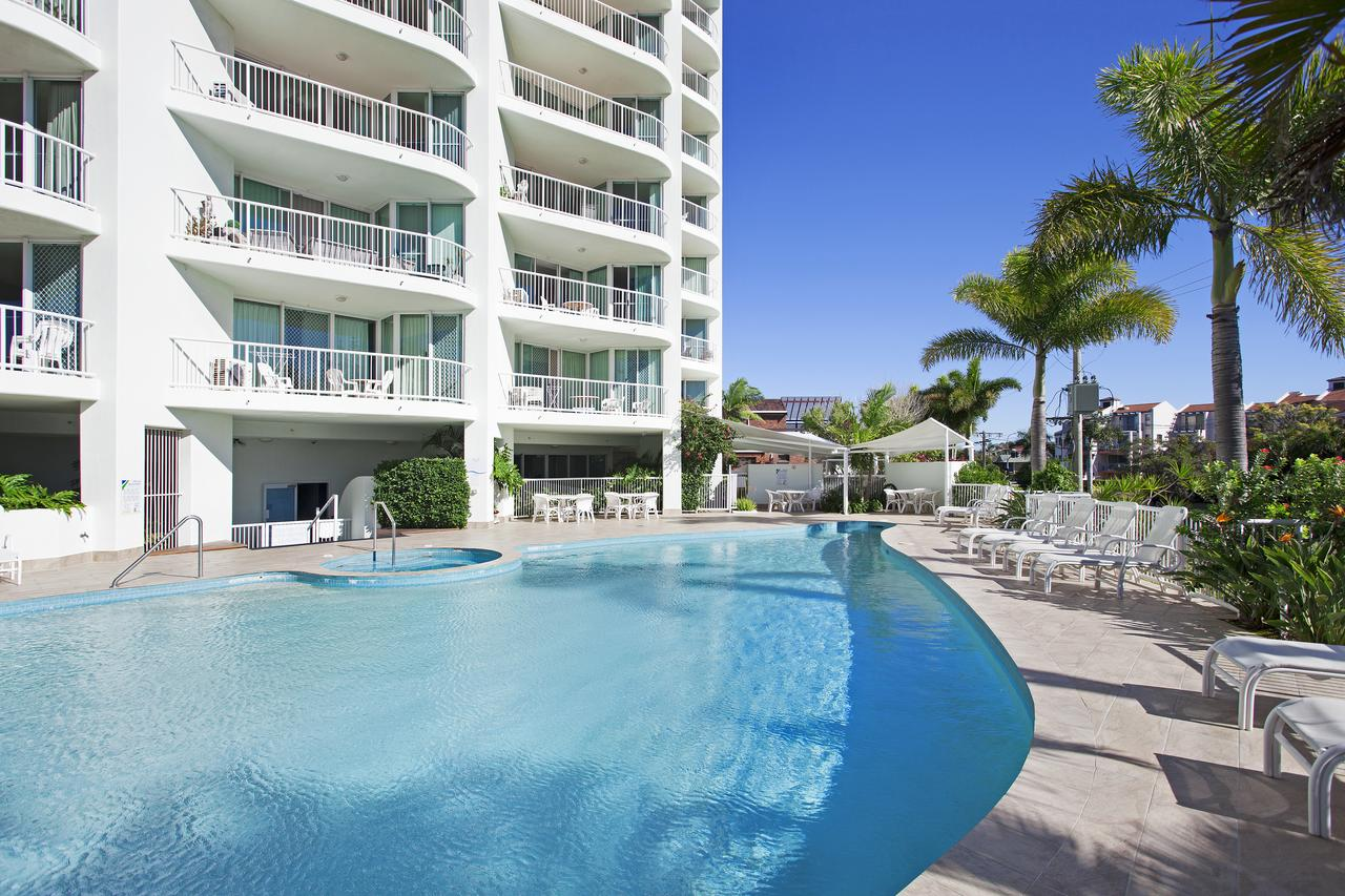 Crystal Bay On The Broadwater - Tourism Caloundra