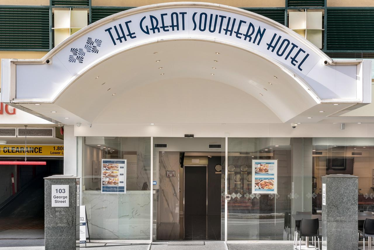 Great Southern Hotel Brisbane - Tourism Caloundra