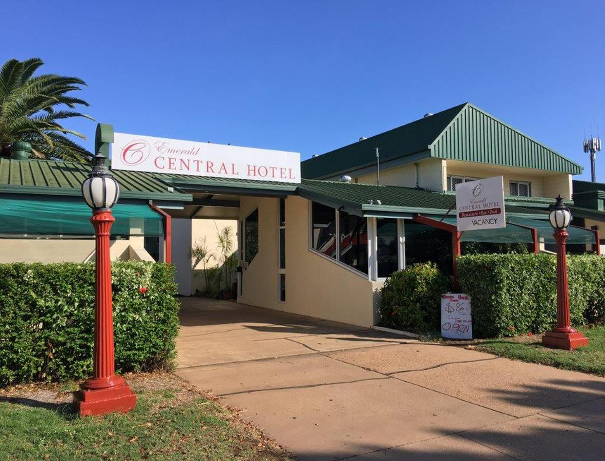 Emerald Central Hotel - Tourism Caloundra