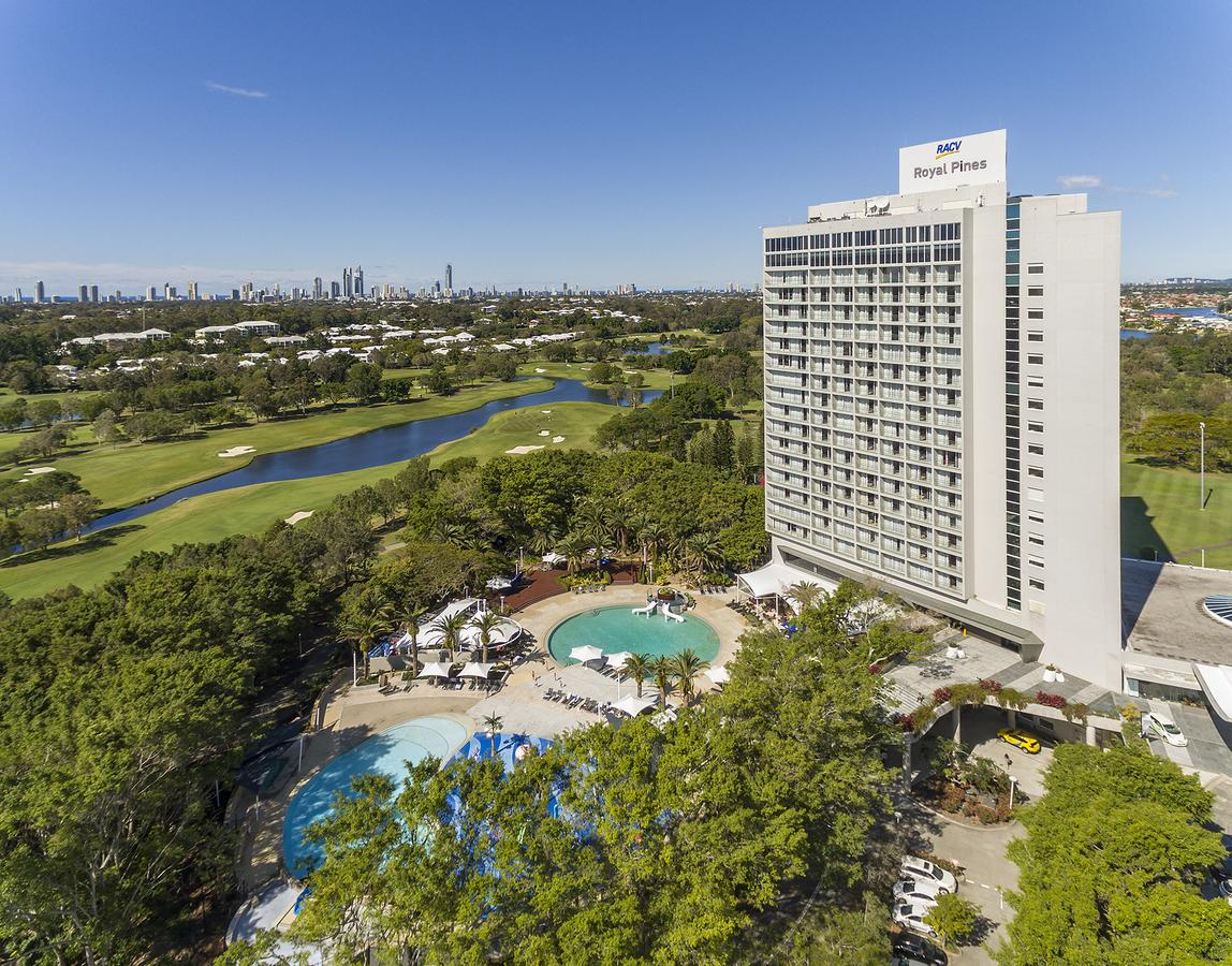 RACV Royal Pines Resort Gold Coast - Tourism Caloundra