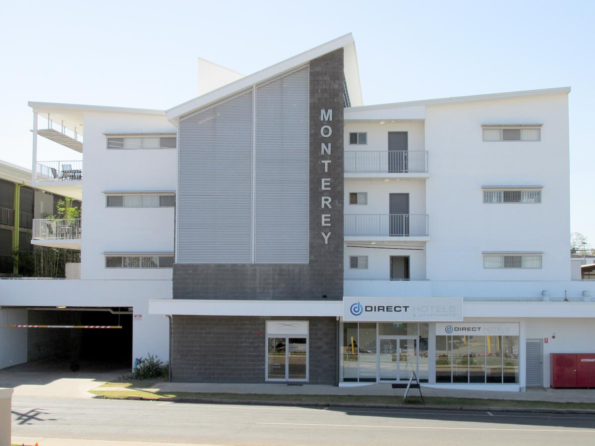 Direct Hotels - Monterey Moranbah - Tourism Caloundra