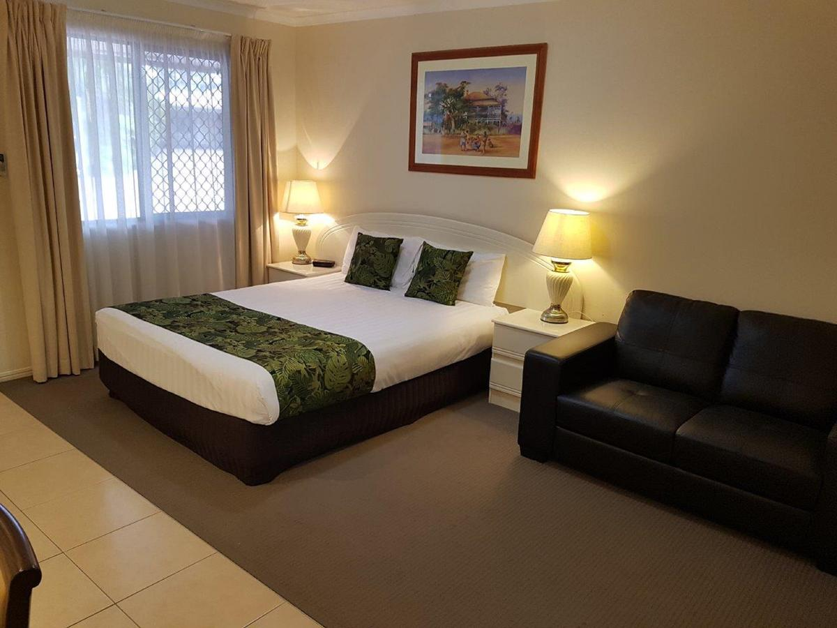 The Palms Motel - Tourism Caloundra